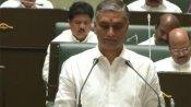 Telangana Budget 2020: బడ్జెట్ అంటే గణాంకాలు కావు.. గట్టిగా కోత పడింది.. ప్రసంగంలో హరీష్రావు