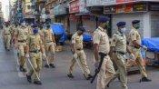 lockdown:పోలీసులు-స్థానికులు డిష్యూం డిష్యూం, మూడు వాహనాలకు నిప్పు, 20 మందికి గాయాలు...
