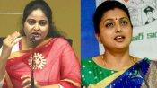 వైసీపీలో రోజా ఒక ఐటమ్ సాంగ్ ..16 నెలలుగా జైల్లో జగ్గూ సీరియల్ : దివ్యవాణి ఘాటు వ్యాఖ్యలు