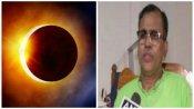 Solar eclipse 2020: కరోనా వైరస్కు చెక్ ఇలా..? ఏడాదిలో డెడ్లైన్, శాస్త్రవేత్త ఏ చెప్పారంటే..?