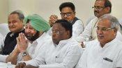 'గాంధీ'ల నాయకత్వానికి ముగ్గురు కాంగ్రెస్ ముఖ్యమంత్రుల మద్దతు
