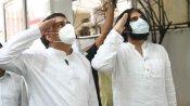 హైదరాబాద్ జనసేన కార్యాలయంలో స్వాతంత్ర వేడుకలు- పవన్ కళ్యాణ్ పతాకావిష్కరణ