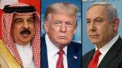 Israel-Bahrain Peace deal:ఫలించిన ట్రంప్ వ్యూహం... రెండు దేశాల మధ్య చారిత్రాత్మక శాంతి ఒప్పందం