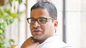 2022 ఎన్నికల కోసం ప్రశాంత్ కిషోర్తో కాంగ్రెస్ సీఎం మంతనాలు: అంతా సిద్ధమే