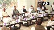 నితీశే సీఎం: ఏకగ్రీవంగా ఎంచుకున్న బీహార్ ఎన్డీఏ ఎమ్మెల్యేలు -బీజేపీ బడా నేతల గైర్హాజరు