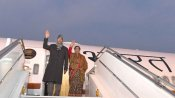 Air India One గగన విహారం: రాష్ట్రపతి దంపతుల తొలి ప్రయాణం: కాస్సేపట్లో తిరుపతికి