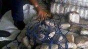 శ్రీలంక బోటులో పాక్ డ్రగ్స్ అక్రమ రవాణా- 100 కేజీల హెరాయిన్ సీజ్ చేసిన కోస్డ్గార్డ్స్
