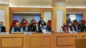 వ్యవసాయ చట్టాలపై రైతు సంఘాల నేతలతో కేంద్రం చర్చలు విఫలం: డిసెంబర్ 3న మరోసారి