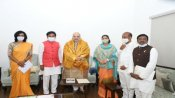 దూకుడు ఆగొద్దు: బండి సంజయ్తో అమిత్ షా, భేటీలో విజయశాంతి, 7న బీజేపీలోకి
