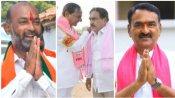 కేసీఆర్కు మరో షాక్: 'వెలమ' అస్త్రం -బీజేపీలోకి మంత్రి ఎర్రబెల్లి సోదరుడు ప్రదీప్ రావు -సొంతకులంలో కలకలం