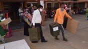 BJP VS Congress: గ్రామ పంచాయితీ ఎన్నికలు, నువ్వా ?, నేనా ?, 1, 17, 383 మంది పోటీ, దేవుడా?