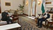 ఒకే దేశం ఒకే ఎన్నిక దిశగా: రాష్ట్రపతితో ఎన్నికల చీఫ్ కమిషనర్ భేటీ: దేనికి సంకేతం?: బెంగాల్లో
