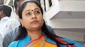 కాంగ్రెస్ పార్టీకి భారీ షాక్: విజయశాంతి రాజీనామా? నేడే ఢిల్లీకి రాములమ్మ, బీజేపీలోకి!