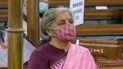 ఈ ఏడాది ఆర్థిక వృద్ధి 11% -'V' షేప్లో -లోక్సభలో ఆర్థిక సర్వే 2020-21 -ప్రవేశపెట్టిన నిర్మల