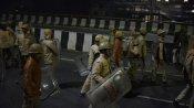 ఘాజిపూర్ బోర్డర్ వద్ద 144 సెక్షన్, రైతుల ఆందోళన నేపథ్యంలో ట్రాఫిక్ మళ్లింపు