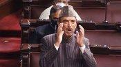 హిందూస్తానీ ముస్లింగా గర్వపడుతున్నా... రాజ్యసభలో గులాంనబీ ఆజాద్ భావోద్వేగ స్పీచ్...