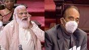 కాంగ్రెస్ నాయకుడు గులాం నబీ ఆజాద్ వీడ్కోలు సభలో ప్రధాని మోడీ భావోద్వేగం:నిజమైన మిత్రుడు అంటూ కితాబు