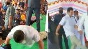 viral video:రాహుల్ గాంధీ పాటవం -బీజేపీ బేరాల భయం -విజయన్ వ్యంగ్యాస్త్రం