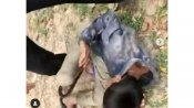 Viral video: ఆలయంలో నీళ్లు తాగినందుకు... ముస్లిం బాలుడిపై విచక్షణారహితంగా దాడి