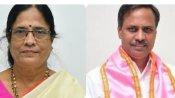 MLC Election Results 2021 - రెండో రౌండ్ లోనూ టీఆర్ఎస్ ఆధిక్యం -రెండు చోట్లా గులాబీ సత్తా