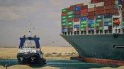 Suez Canal Traffic Jam Satellite: ఇరుక్కున్న భారీ ఓడ బయటికి- ఎట్టకేలకు ఫలించిన ప్రయత్నాలు