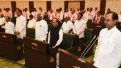 తెలంగాణ అసెంబ్లీ భేటీ షురూ: బడ్జెట్ ఎప్పుడంటే: ఒకటి నుంచి రెండుకు