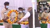 ఛత్తీస్గఢ్ దాడి: అమరులకు అమిత్ షా నివాళి -నక్సలిజానికి ముగింపు తప్పదన్న కేంద్ర హోం మంత్రి
