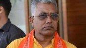 బెంగాల్లో బీజేపీకి భారీ షాక్ -రాష్ట్ర అధ్యక్షుడు దిలీప్ ఘోష్పై ఈసీ నిషేధం