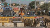 రైతు నిరసనలు: ఢిల్లీ సరిహద్దులు మూసివేత... ఇబ్బందులు పడుతున్న వాహనదారులు