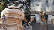 తిరుపతి ఉప ఎన్నిక వేళ: ఆలయాలపై దాడులు షురూ: హిందువుల మనోభావాలతో ఆటలా?: టీడీపీ