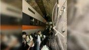 ఘోర రైలు ప్రమాదం.. సొరంగంలో పట్టాలు తప్పిన రైలు.. 36 మంది మృతి,72 మందికి గాయాలు...