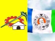 ఏపీలో లొల్లి షురూ.. చంద్రగిరిలో టీడీపీ వైసీపీ ఏజెంట్ల పరస్పర దాడి