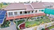 కలకలం: సీఎం జగన్ నివాసం సమీపంలో భారీ శబ్ధంతో పేలుడు, మహిళకు తీవ్రగాయాలు