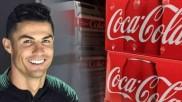 Coca Colaకు రూ.300 కోట్లు షేర్లు లాస్: సాకర్ సూపర్స్టార్ క్రిస్టియానో రొనాల్డొ చేసిన పని ఏమిటి అంటే