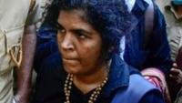 'అయ్యప్ప భక్తులకు క్షమాపణ చెప్పి ఇంట్లోకి రా'