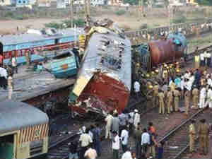 Trains Accident