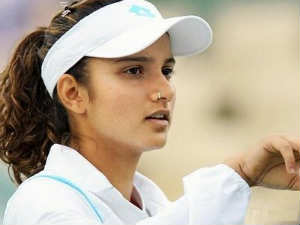 Sania Vesnina Beat Huber Raymond Enter French 020611 Aid