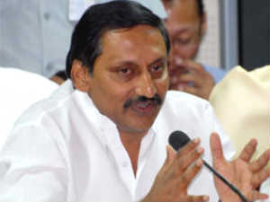 Telangana Ministers Attended Cabinet Meeting Aid
