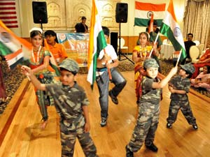 ATA Organizes India Independence Day Celebrations
