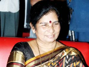 Nedurumalli Rajyalakshmi