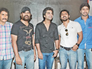 Anil Sunkara's 3D film Action launched