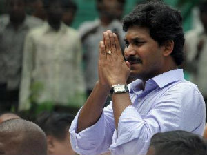 Bypolls Ys Jagan Happy Chanchalguda Jail