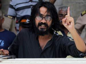 India Cartoonist Aseem Trivedi Released Vows Continue Protest