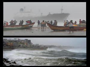 Cyclone Nilam shakes India, ravages Sri Lanka