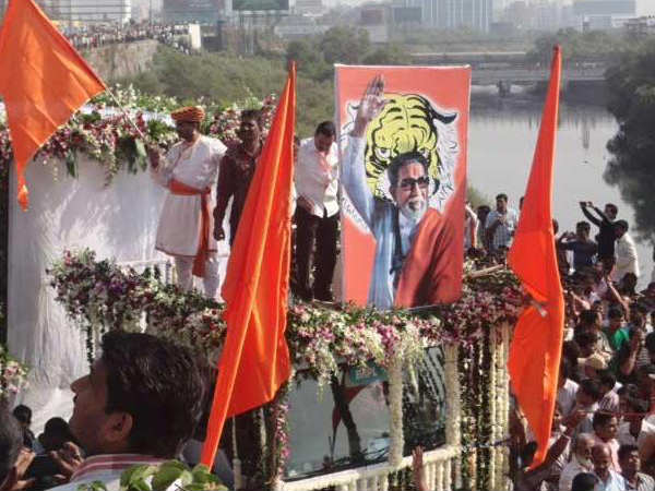 How Mumbai bids farewell to Bal Thackeray