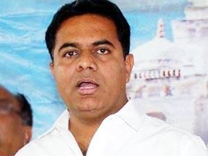 Andhrapradesh Ktr Counters Nama Nageswar Rao