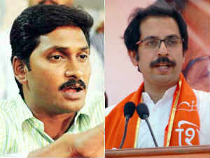YS Jagan - Uddhav Thackeray