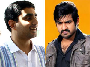 Nara Lokesh - Jr Ntr