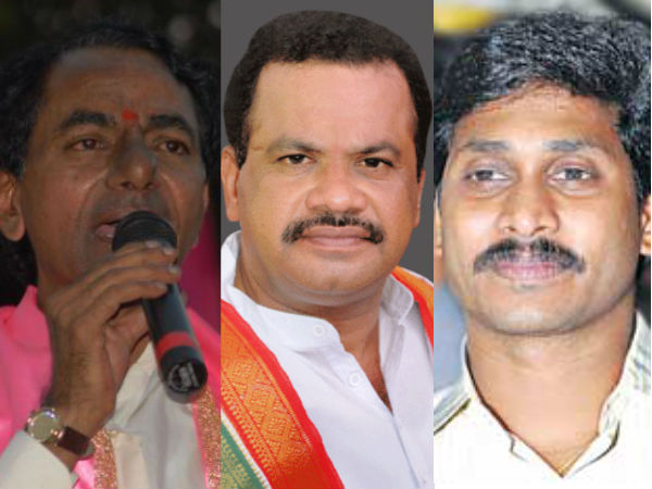Shock to YS Jagan: Komatireddy U turn