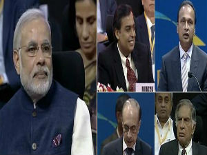 Modi a 'king among kings', says Anil Ambani at Vibrant Gujarat summit